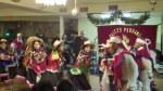 """Miembros del taller """"Raíces Peruanas"""" de Paterson, Nueva Jersey, durante la reciente clausura de actividades."""