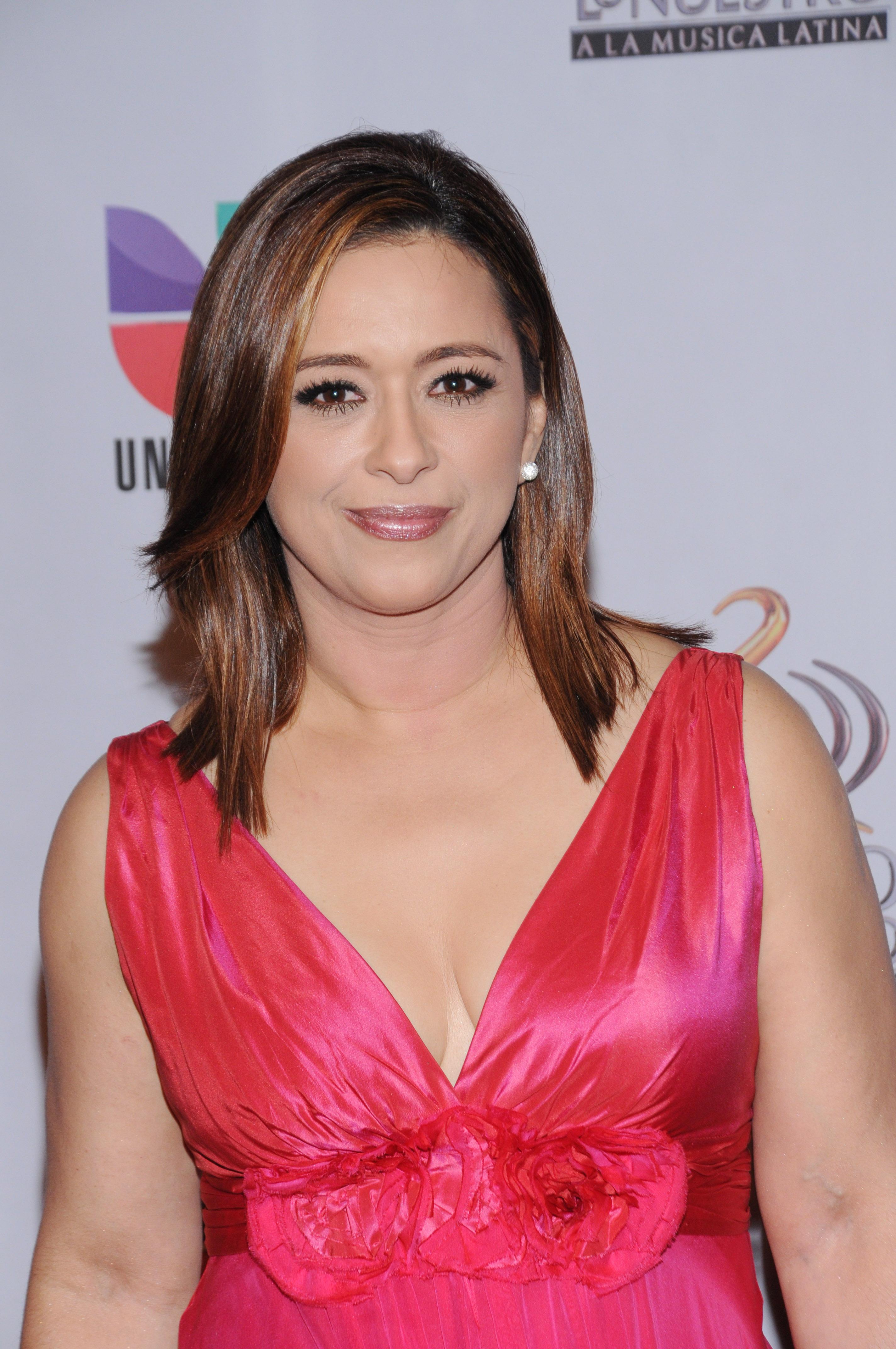 Neida Sandoval, la popular comunicadora hondureña, que en los ...