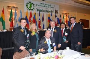 Daniel H. Jara fue impulsor de la pequeña empresa hispana en los Estados Unidos y lideró por 22 años la Cámara Estatal Hispana de Comercio de Nueva Jersey (SHCCNJ)
