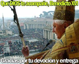 El Papa Benedictor XVI sorprendió al mundo este lunes al anunciar su renuncia a partir del 28 de febrero, un hecho histórico que plantea muchas interrogantes.