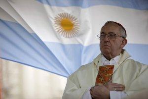 Cardenal argentino Jorge Bergoglio elegido Papa Francisco.