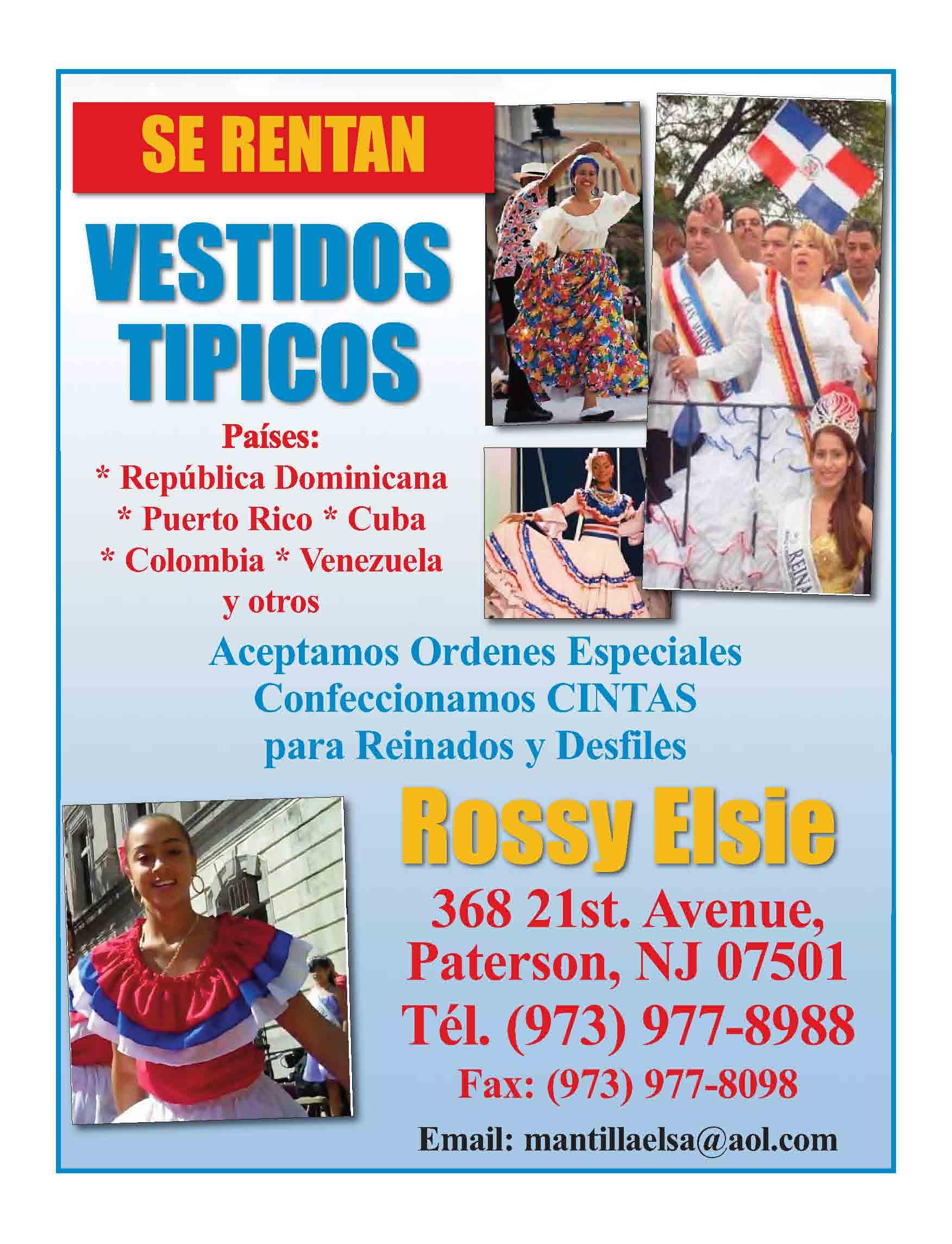 Grandioso Desfile Dominicano En Nueva Jersey