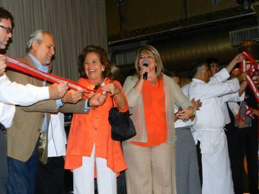 La actividad  fue inaugurada por el Representante del Perú ante las Naciones Unidas, Embajador Enrique Román Morey, la Cónsul General del Perú en Nueva York, María Teresa Merino de Hart y el Consejero Económico Comercial, Conrado Falco.