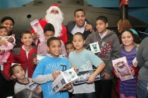 La actividad se cumplio en el Museo de Paterson el domingo 22 de diciembre.