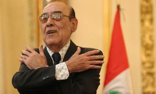 Oscar Avilés, Patrimonio Cultural de América, falleció hoy sábado poco después de las 9 a.m.