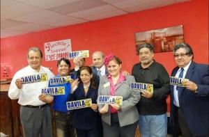 Maritza Dávila es también respaldada por miembros de la comunidad peruana de Paterson que buscan hacer realidad de elegir a una candidata de ascendencia peruana  al Concejo Municipal.