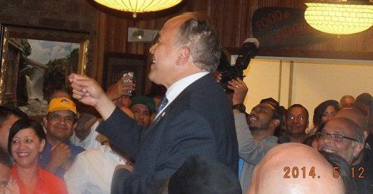 José 'Joey' Torres resultó vencendor anoche en las elecciones de Paterson y volverá a ser nuevamente alcalde de la tercera ciudad más grande de Nueva Jersey.