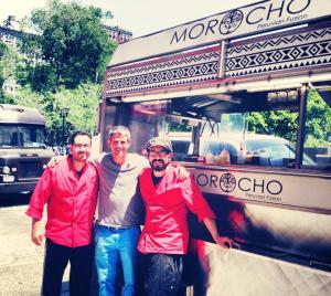 """Entrevistas y reportajes sobre los protagonistas del movimiento gastronómico de los peruanos en Nueva York, formarán parte del nuevo programa televisivo """"Sabor & Fusión"""" por la cadena Sur Perú."""