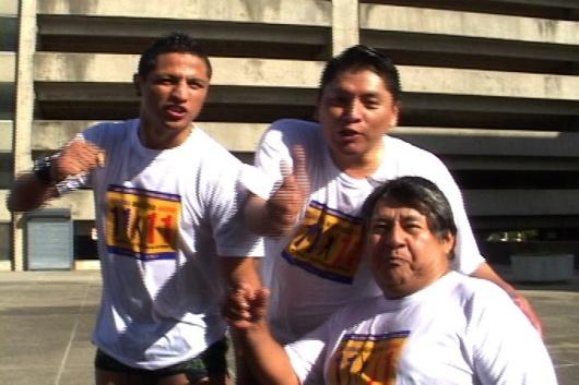 Satisfechos por la acción, el grupo pidió apoyar la iniciativa 11x11 que busca 11 millones de emails en apoyo a 11 millones de inmigrantes indocumentados que viven en los Estados Unidos.
