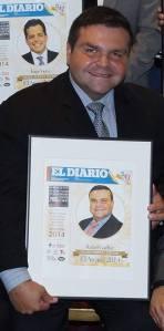 Rafael Cuéllar, a sus 45 años, es el único propietario latino de un Supermercado Shop Rite, en los 70 años de fundada que tiene la cadena estadounidense.