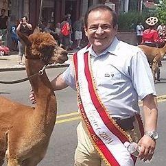 Omar Rodriguez, asesor del Alcalde de Paterson, Jose 'Joey' Torres.