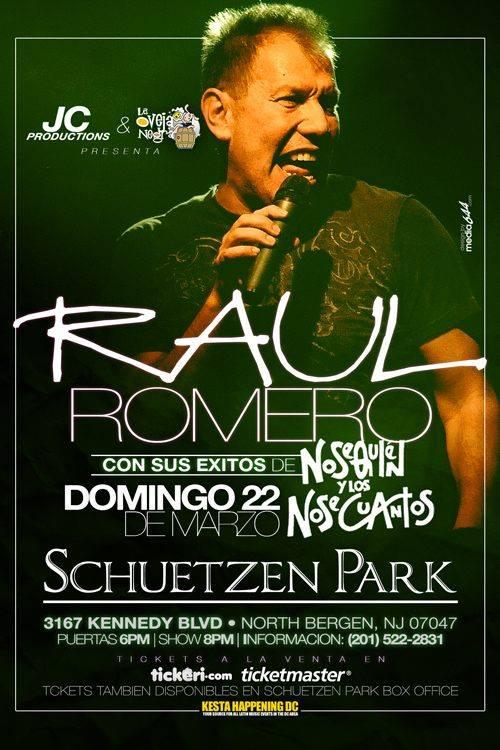 RAUL ROMERO EN NJ