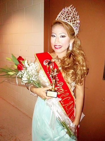 Arianne Ramírez - Miss Paramonga, elegida Miss Peru PCANJ 2015-2016. FOTOS: CORTESIA SAID CHAVARRY RUSSO