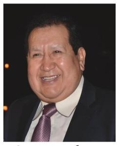 OCTAVIO FLORES, exitoso empresario peruano, fundador y propietario de PUBLIMAX, es el Gran Mariscal del Segundo Desfile Peruano de Nueva York.