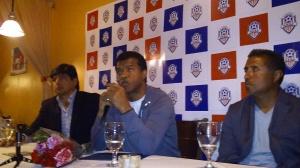Julio Cesar Uribe hablo sobre la situacion actual del futbol peruano y del futuro que le espera. FOTO: NuestraGenteDigital.com