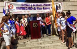 El Desfile Dominicano de NJ realiza este jueves 10 de septiembre su tradicional Fiesta de Gala en The Venetian de Garfield, Nueva Jersey.
