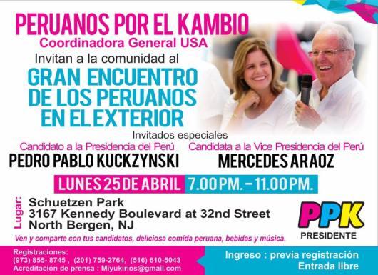 042516 PPK Y MERCEDEZ ARAOZ EN NJ