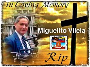 EN MEMORIA DE MIGUEL VILELA
