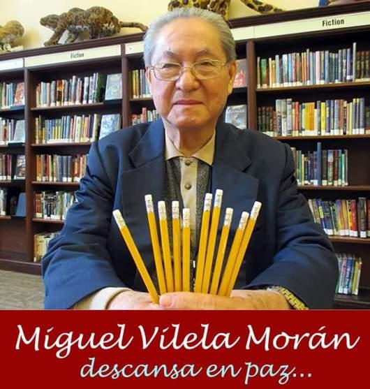 MIGUEL VILELA EL SENOR DE LOS LAPICES