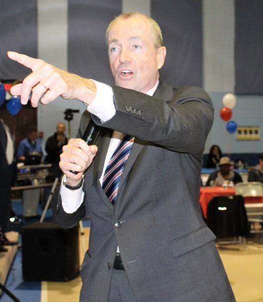 031517 Phil Murphy, demócrata para gobernador por New Jersey