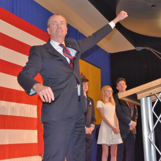 060717 Photo Phil Murphy wins primary election, June 6 (1)