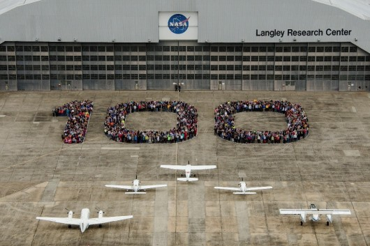 NASA HANGAR 100 YEARS