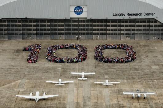 NASA HANGAR 100 YEARS