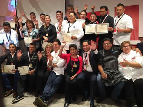 2017 PTWE EXPOSITORES Y CHEFS 2017