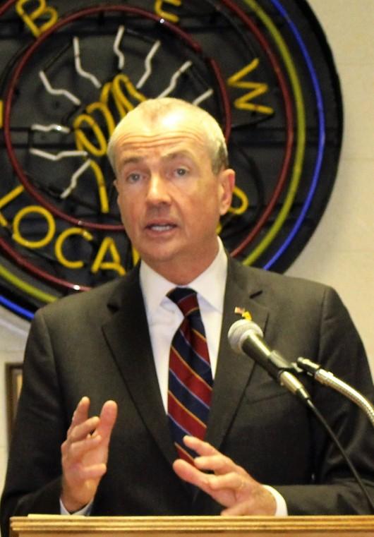 Foto Phil Murphy, candidato demócrata a gobernador (Roberto Bustamante)