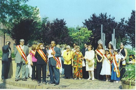 IZAMIENTO DE BANDERA EN PASSAIC 2