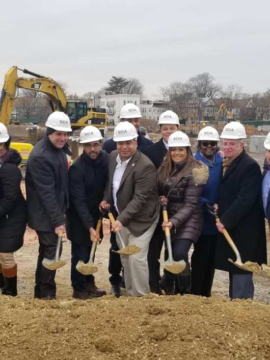 Passaic Groundbreaking Ceremony 1