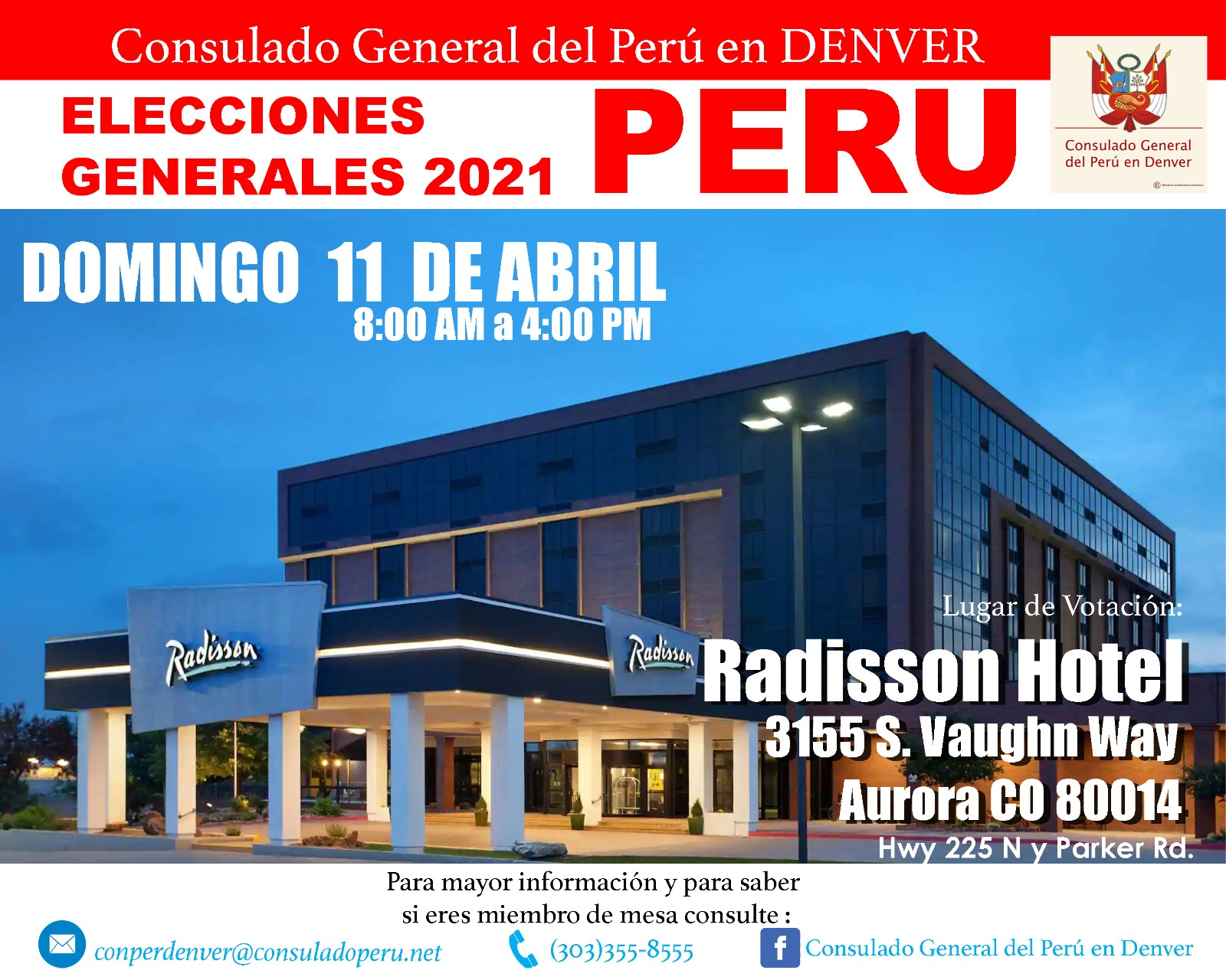 01 ELECCIONES EN DENVER COLORADO
