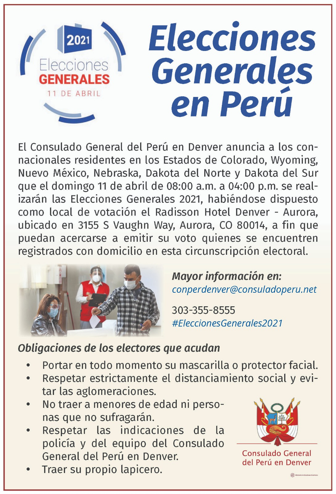 04 ELECCIONES EN DENVER COLORADO