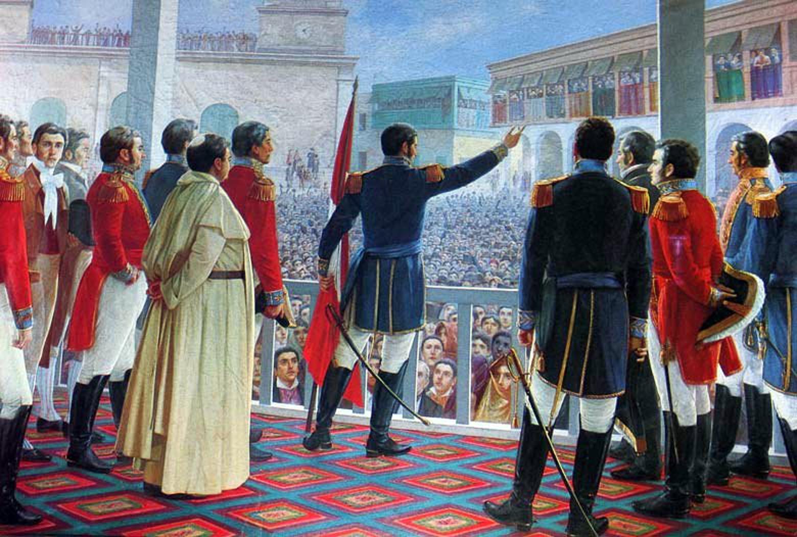 1821 INDEPENDENCIA DEL PERU 1