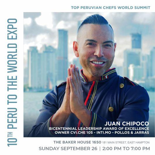 JUAN CHIPOCO FLYER